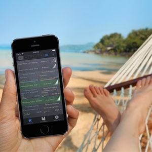 Возьмите iikoDashboard с собой в отпуск бесплатно и выиграйте iPhone 6!