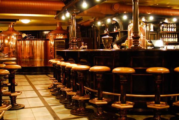 Сеть ресторанов Пивовар